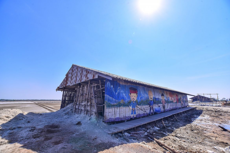 โครงการหมู่บ้าน OTOP เพื่อการท่องเที่ยว (OTOP Village) บ้านร่องใหญ่ หมู่ที่ 7